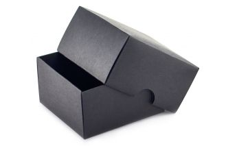 Two-part cardboard gift box