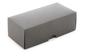 Two-pieces cardboard gift box