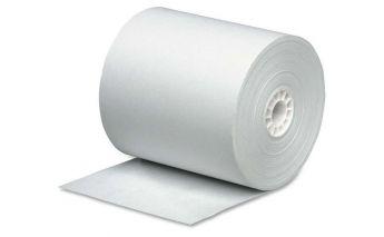 Kассовая лента изготовлена из высококачественной бумаги