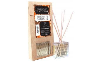 Home perfume diffuser with sticks for your home