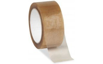 Adhesive packaging tape Solvent, natural rubber glue
