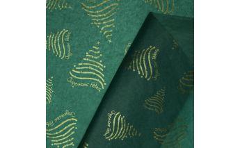 Christmas festive tissue silk paper