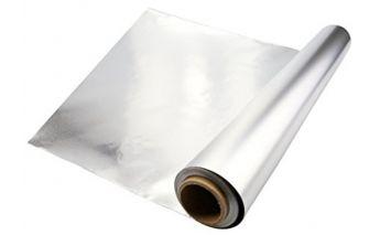 Alumīnija folija ar aso malu nogriešanai
