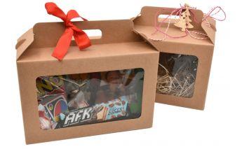 Подарочная коробка