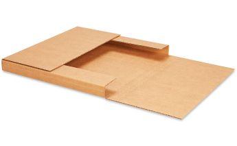 Плоские коробки из картона