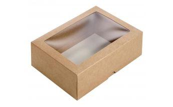 Divdaļīga kastīte