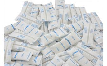 Mitrumu absorbējošie silikagēla maisiņi