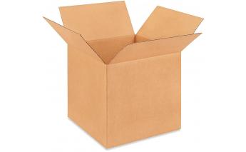 Коробки в форме куба