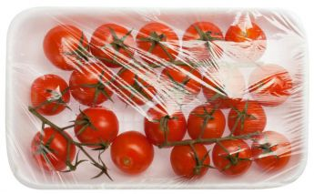 Прозрачная пищевая плёнка изготовлена из LLDPE
