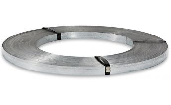 Metal strapping packing tape