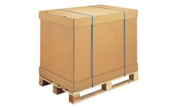 Palešu kastes Euro standarta paletēm 80x12