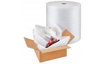 PE putu plēve rulonos ražota no LDPE pasargā no ūdens, netīrumiem un putekļiem