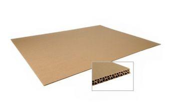 Kartons lapās