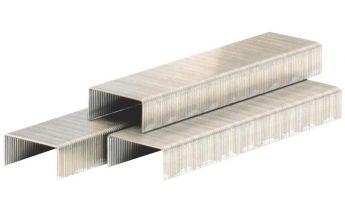 Metal staples for paper stapler