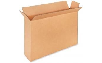 Узкие коробки