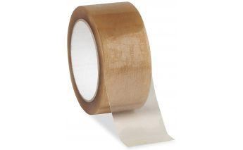 Клейкая лента Solvent основанная на натуральных каучуковых клеях