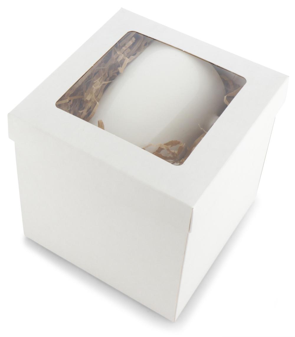 Dāvanu kastes ar lodziņu