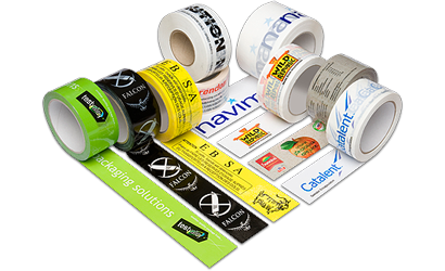 Adhesive tape with print 2
